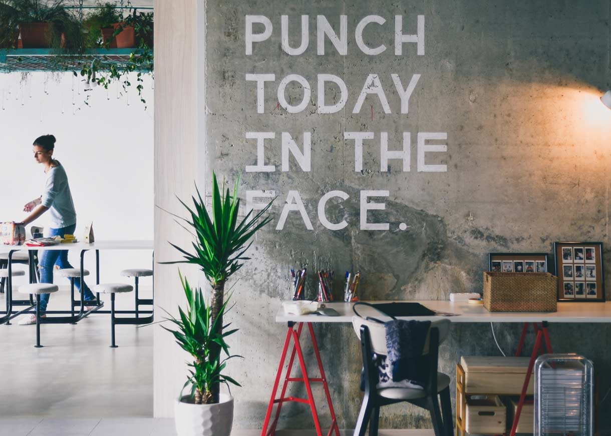 An Ode to Co-Working