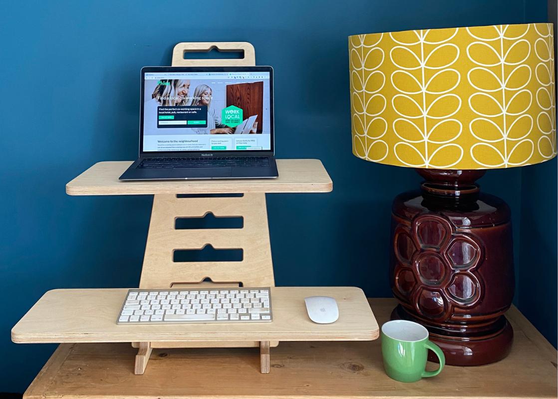 should i use a standing desk?