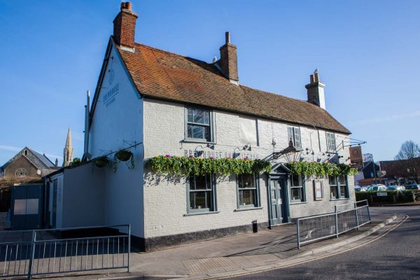 An exterior photo of Brewhouse & Kitchen in Poole.