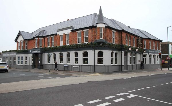 An exterior photo of Brewhouse & Kitchen in Southbourne.
